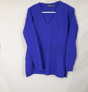 Polo Ralph Lauren womens xsmall sweater cashmere
